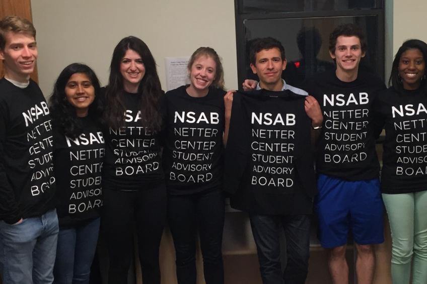 Student Advisory Board photo 2015