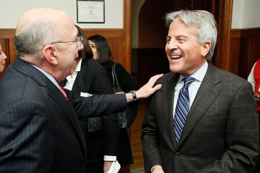 Ira Harkavy and Rick Horowitz
