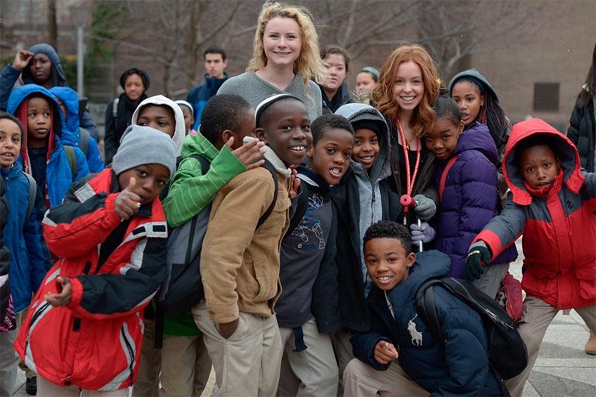CSSP group photo at Penn 848x565