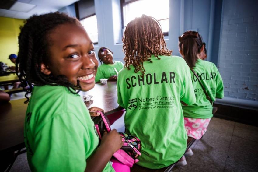 Lea summer scholars photo 2016