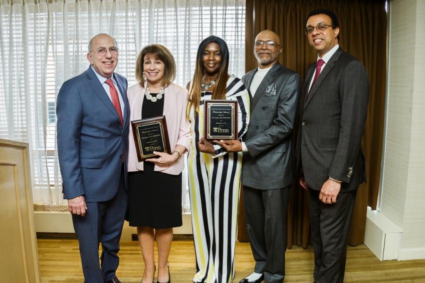 2019 Provost-Netter Center Faculty-Community Partnership Award Ceremony