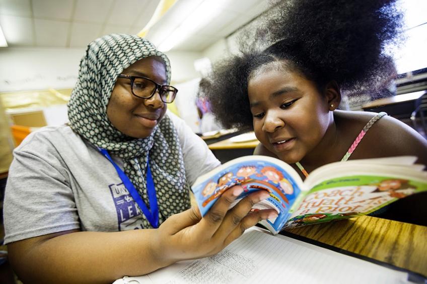 Summer 2016 Lea School Cross Grade Literacy