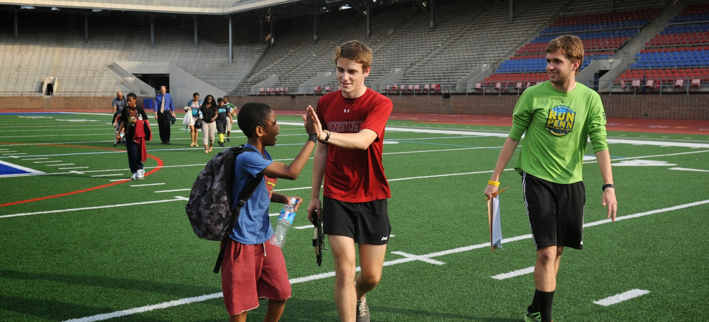 Young Quakers Track Meet Homepage Hero 1